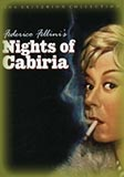 Nights of Cabiria dvd