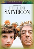Fellini Satyricon dvd