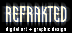 Refrakted Digital Art + Design